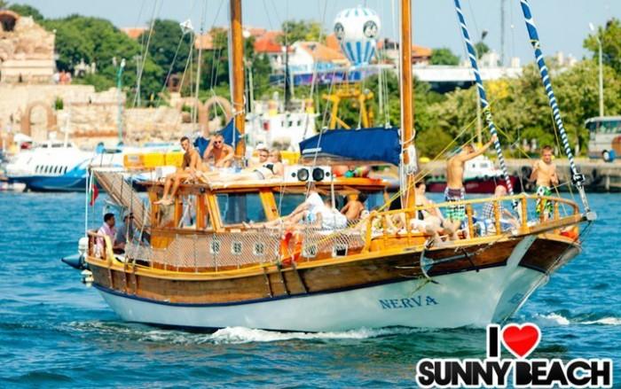 Lazy Day Cruise Sunny Beach