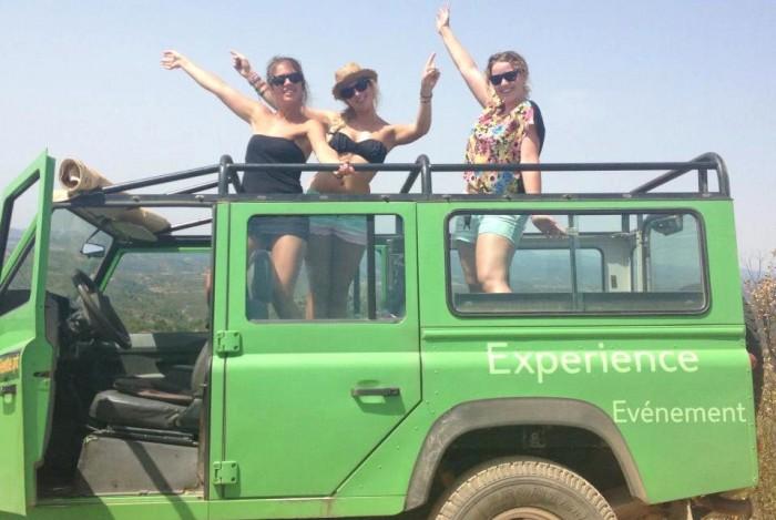 Jeep safari Sunny Beach