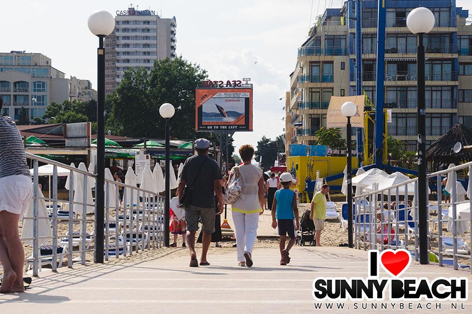 sunny beach life